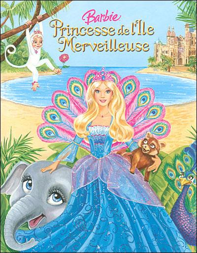 Barbie princesse de l 39 ile merveilleuse - Barbie en princesse ...