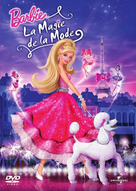 telecharger Barbie - La magie de la mode [DVDRiP]